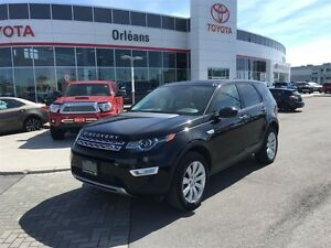 2016 Land Rover Discovery Sport HSE LUXURY/ 4CYL ALL WHEEL DRIVE