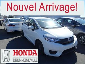 2015 Honda Fit LX+BLUETOOTH+SIEGES CHAUFFANTS+A/C