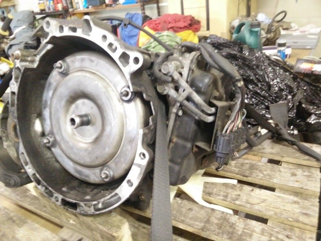 FORD MONDEO MK3 2.0 TDCI AUTOMATIC AUTO GEARBOX TRIPTRONIC WITH TORQUE  CONVERTER