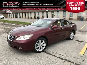 2008 Lexus ES 350 LEATHER/SUNROOF