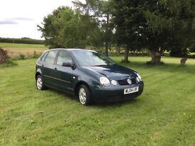 2004 VW Polo Twist Automatic exceptionally tidy, low mileage vehicle.
