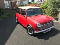 Classic Mini (1994) 1275 - 12 months MOT **stage 3 cylinder head**