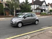 Fiat 500 1.2 Petrol year 2010 HPI Clear and Very Low Mileage