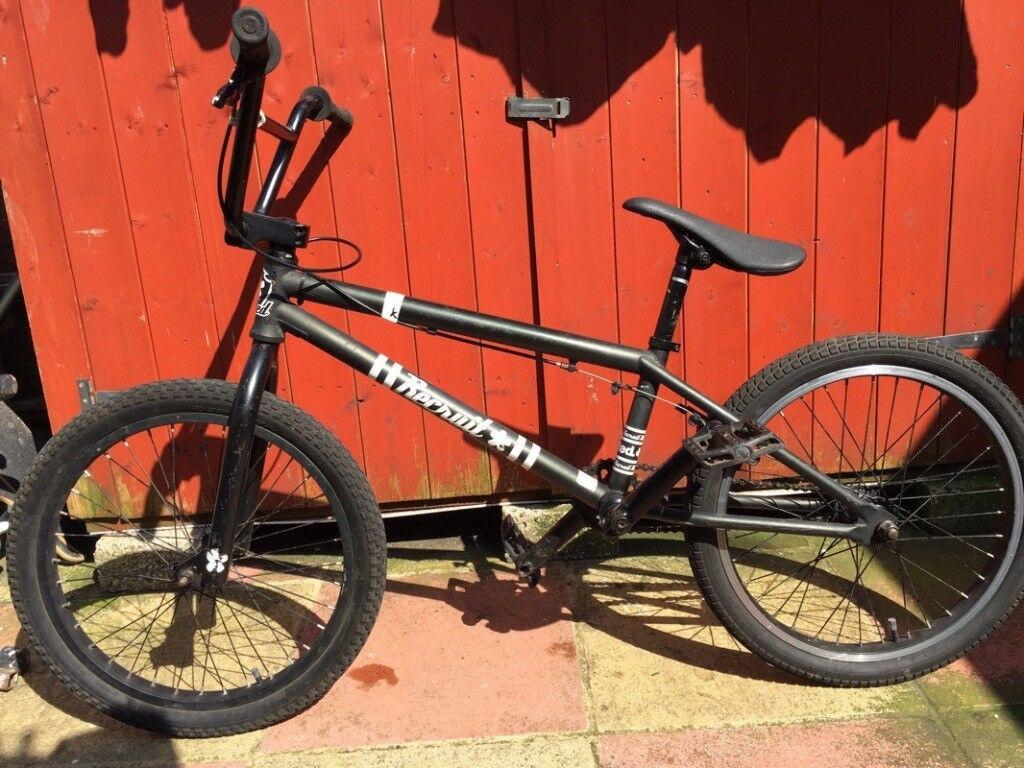 Recruit United Black BMX Bike Bicycle