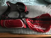 titleist bag