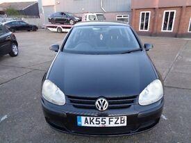 Volkswagen Golf 1.9 Diesel Black TDI Warranty Included