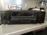 Kenwood Audio-Video Stereo Receiver KR-V6060