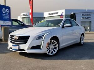 2016 Cadillac CTS 3.6L Luxury Collection | Nav | Heated Seats