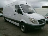 59 plate Mercedes Sprinter♋with new Engine