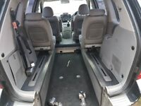Kia sedona disability wheel chair acsess 1 owner from new
