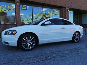 2010 Volvo C70 CONVERTIBLE, LEATHER, AUTOMATIC!! !!!