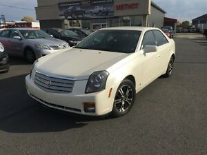 2007 Cadillac CTS 2.8L+TRES PROPRE+WOW