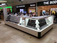 Retail kiosk -Amazing business for sale in Bluewater