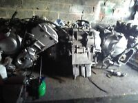 R6 5EB ENGINE AND GEARBOX PARTS
