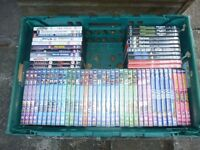 200 DVDs for Sale