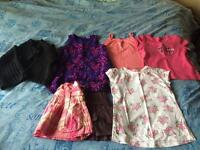 Girls Clothes Bundle Age 7 To 8
