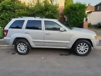 2007 jeep grand cherokee overland 3.0 diesel v6 4x4 off road not x5 land rover range discovery