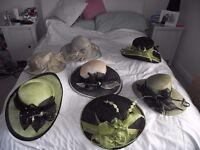 Wedding Hats and Facilitators
