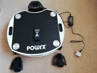 Vibration Plate: Powrx Home Pro 2.0