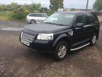 08/57 LANDROVER FREELANDER 2.2 TD4 S 5 DR ESTATE 4x4
