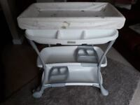 Mamas & Papas Evolve Baby Changer and Bathing station (Mille & Boris)