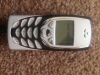 Retro Nokia 8310 mobile