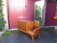 Vintage Retro & Funky Dressing Table