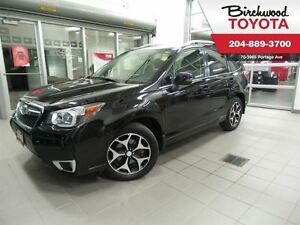 2015 Subaru Forester XT Limited AWD TURBO TECH PKG.