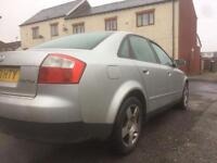 Audi A4 1.9 TDI PD 130 Minor damage Unrecorded Spares or repairs