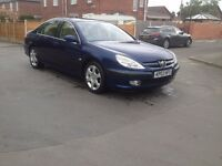 2003 Peugeot 607 2.2 hdi,104000 miles,full service history from new,full mot,huge spec.