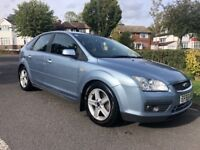 Ford Focus 2.0 TDCi Ghia 5dr, Full Leather Seats, Parking Senors