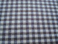 Length of tweed sewing material