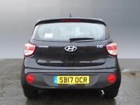Hyundai i10 SE (black) 2017-03-31