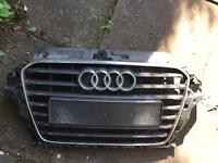 Audi A3 grill.