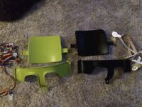 Tripp Trapp highchair sets and harness