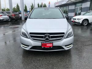 2014 Mercedes-Benz B-Class B250 Fully Loaded Only 55,000Km