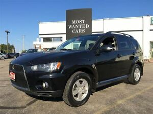 2010 Mitsubishi Outlander LS 3.0L V6 4X4 | 4WD | NO ACCIDENTS Kitchener / Waterloo Kitchener Area image 2