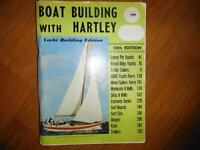 Boat Building with Hartley 1967-  Sail Boats,Yachts, Wooden Boat