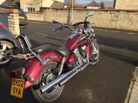 Yamaha Dragstar 250cc