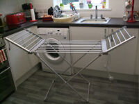 ELECTRIC HEATED CLOTHES HORSE NEW UNUSED UNWANTED GIFT