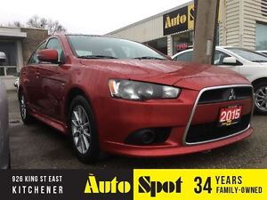 2015 Mitsubishi Lancer SE/PRICED FOR A QUICK SALE!