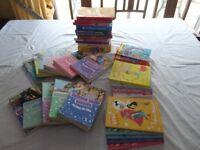 GIRLS TEEN FICTION.35 book Bundle!! SUMMER CAMP, CATHY HOPKINS, SOPHIE MCKENZIE