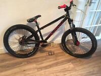 Dirt Jump Bike. Custom, Moon twofour, dmr