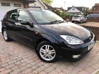 Ford Focus 1.8L 5Dr In Mint Condition! FULL FORD SERVICE/1 Year MOT/HPI Clear