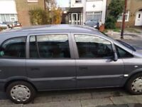QUICK SALE - Vauxhall ZAFIRA FOR £500 ONLY