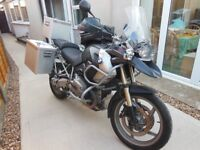 2008 BMW R1200 GS FOR SALE