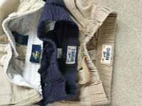 Boys Osh Kosh trouser bundle 6-9 months