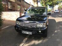 Land rover Range Rover Sport HSE TDV8
