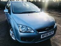 2006 Ford Focus 1.6 DIESEL, Recently Serviced, FULL SERVICE HISTORY