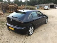 Seat Leon Cupra 180 1.8 turbo 6 Speed not Cupra r fr Ibiza Cupra civic type r golf gti turbo